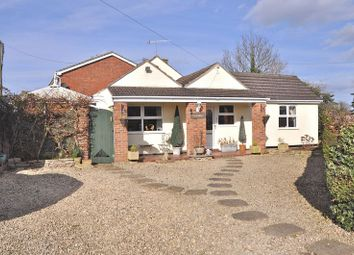 Thumbnail 3 bed detached bungalow for sale in Ferry Lane, Offenham, Evesham