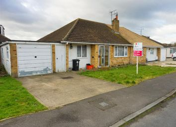 Thumbnail 2 bed semi-detached bungalow for sale in Blake Crescent, Stratton St. Margaret, Swindon