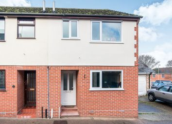 Thumbnail 3 bedroom semi-detached house for sale in Union Street West, Stowmarket