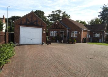 Thumbnail 3 bed detached bungalow for sale in Wentworth Close, Skegness