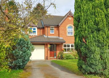 Thumbnail 4 bedroom detached house to rent in Gingerbread Lane, Nantwich