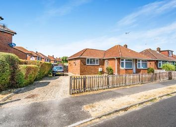 Thumbnail 2 bedroom bungalow for sale in Totton, Southampton, Hampshire
