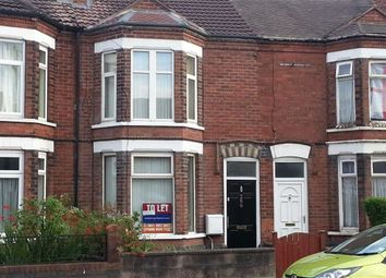 Thumbnail 4 bed terraced house to rent in Hungerford Road, Crewe, Cheshire