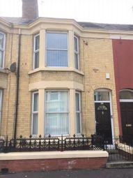 Thumbnail 5 bed terraced house to rent in Adelaide Road, Kensington, Kensington, Liverpool, Merseyside