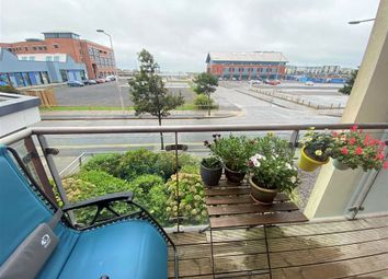 2 bed flat for sale in South Quay Kings Road, Marina, Swansea SA1