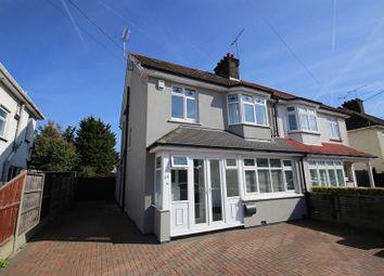 Thumbnail 4 bed semi-detached house for sale in Barstable Road, Corringham, Stanford-Le-Hope