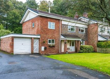 Thumbnail 4 bed semi-detached house for sale in Cuerden Close, Clayton-Le-Woods, Chorley