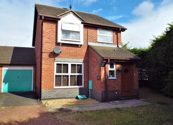 Thumbnail 3 bed semi-detached house for sale in St. Johns Close, Evesham