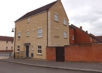 Thumbnail 4 bedroom property to rent in Tippett Avenue, Swindon