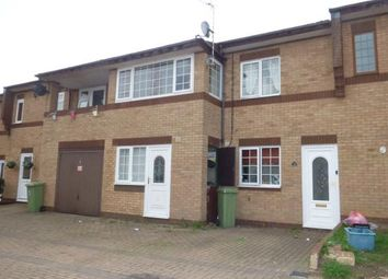 Thumbnail 4 bed terraced house for sale in Richardson Place, Oldbrook, Milton Keynes, Bucks