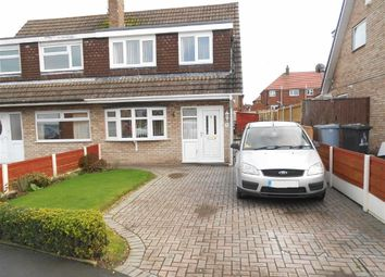 Thumbnail 3 bed semi-detached house for sale in Windermere Road, Wistaston, Crewe, Cheshire