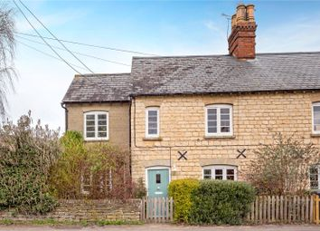 Thumbnail 3 bed terraced house for sale in Main Road, Fyfield, Abingdon, Oxfordshire