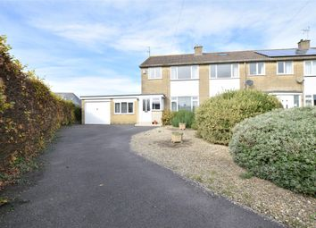 Thumbnail 4 bed end terrace house for sale in Combe Road Close, Bath, Somerset