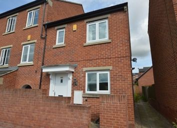 Thumbnail 3 bed property to rent in West Street, Chesterfield