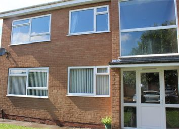 Thumbnail 2 bed flat for sale in Moorfield Court, Newport, Shropshire