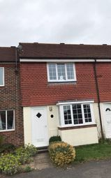 Thumbnail 2 bed terraced house to rent in Woodfield Close, Tangmere, Chichester