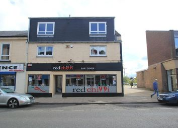 Thumbnail 4 bed flat for sale in Union Street, Larkhall
