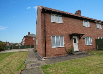 Thumbnail 3 bed semi-detached house for sale in Cherry Tree Lane, Beverley, East Yorkshire