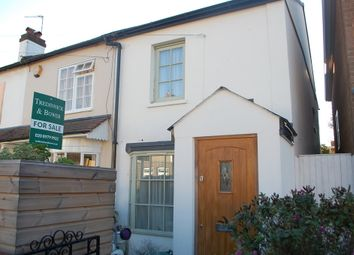 Thumbnail 2 bed cottage for sale in Cross Street, Hampton Hill, Hampton