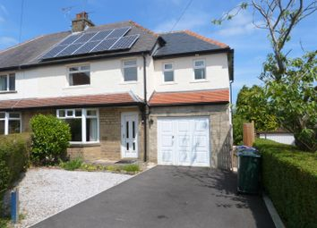 Thumbnail 4 bed semi-detached house for sale in Gilstead Drive, Bingley