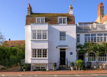 Thumbnail 3 bed end terrace house for sale in Prospect Cottage, The Green, Rottingdean, East Sussex