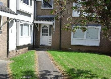 Thumbnail 1 bed flat to rent in Bamburgh Drive, Pegswood, Morpeth