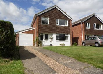 Thumbnail 3 bed detached house for sale in Potterhanworth Road, Heighington, Lincoln