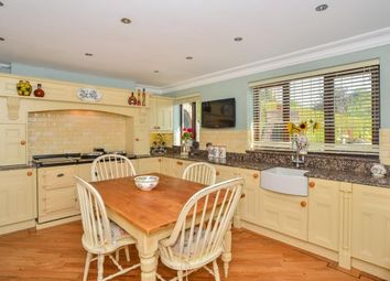 Thumbnail 4 bed detached house for sale in Skinner Street, Creswell, Worksop, Derbyshire