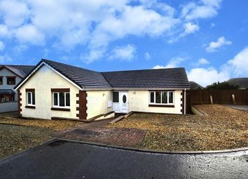 Thumbnail 3 bed detached bungalow for sale in Fairways, Pembroke Dock