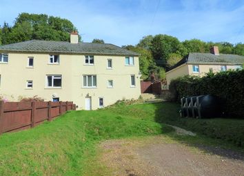 Thumbnail 3 bed semi-detached house for sale in Hillside, Branscombe, Seaton
