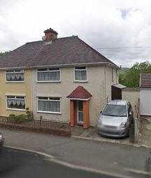 Thumbnail 3 bedroom semi-detached house for sale in Lon Tanyrallt, Alltwen, Pontardawe, Swansea.