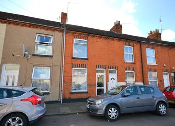 Thumbnail 2 bedroom terraced house for sale in Stanley Road, St James, Northampton