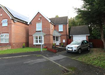 Thumbnail 3 bed detached house to rent in Highbank, Pontprennau, Cardiff