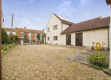 Thumbnail 4 bed end terrace house for sale in ., East Lyng, Taunton