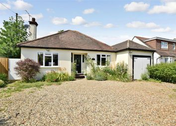 Thumbnail 3 bed detached bungalow for sale in Lingfield Common Road, Lingfield, Surrey