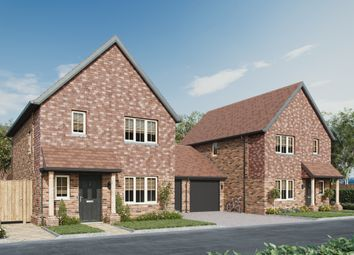 Thumbnail 3 bed link-detached house for sale in Street Farm Hoo, Rochester