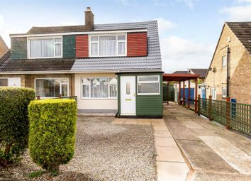 Thumbnail 3 bed property for sale in Cliffe House Avenue, Garforth, Leeds