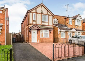 Thumbnail 3 bed detached house for sale in Lower Seedley Road, Salford, Greater Manchester