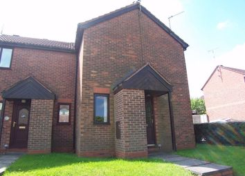 Thumbnail 1 bed end terrace house to rent in Birchgate Close, Macclesfield, Cheshire