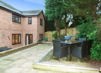 Thumbnail 4 bed detached house for sale in Leybourne Close, Walderslade, Chatham, Kent