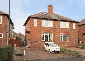 Thumbnail 3 bedroom semi-detached house for sale in Glover Road, Totley Rise, Sheffield, South Yorkshire