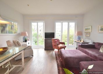 Thumbnail 2 bed flat for sale in Navarino Road, London Fields