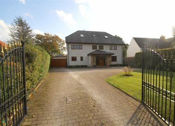 Thumbnail 8 bed detached house for sale in Woodplumpton Lane, Broughton, Preston