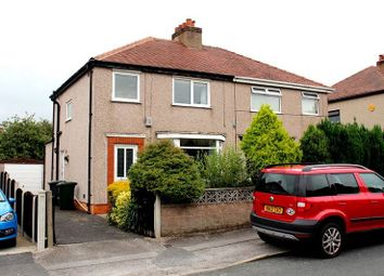 Thumbnail 3 bed semi-detached house for sale in Warley Drive, Morecambe