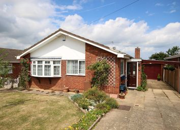 Thumbnail 3 bed detached bungalow for sale in Fritton Close, Ormesby, Great Yarmouth