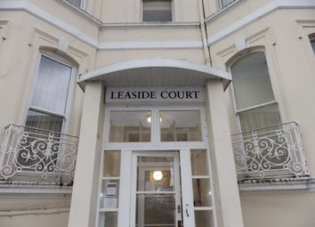 Thumbnail 2 bed flat to rent in Leaside Court, Clifton Gardens, Folkestone