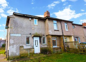 Thumbnail 3 bed semi-detached house to rent in Priestley Avenue, Bradford