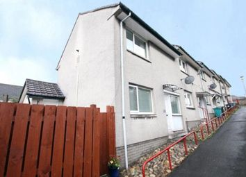 Thumbnail 3 bed end terrace house for sale in Dalshannon Way, Cumbernauld, Glasgow, North Lanarkshire