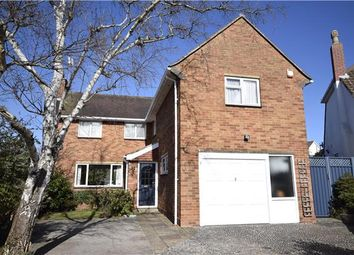 Thumbnail 4 bed detached house for sale in Heath Court, Downend, Bristol