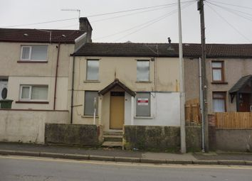 Thumbnail 3 bed terraced house for sale in Cardiff Road, Aberaman, Aberdare